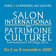 Le salon du patrimoine culturel 2009