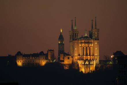 Artisans du patrimoine en Rhône Alpes - Basilique de Fourvière à Lyon