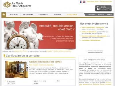 Guide des Antiquaires
