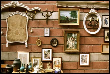 Antiquités aux puces de Saint-Ouen